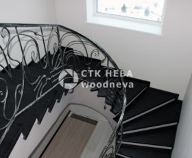 Какая лестница дешевле – бетонная или деревянная