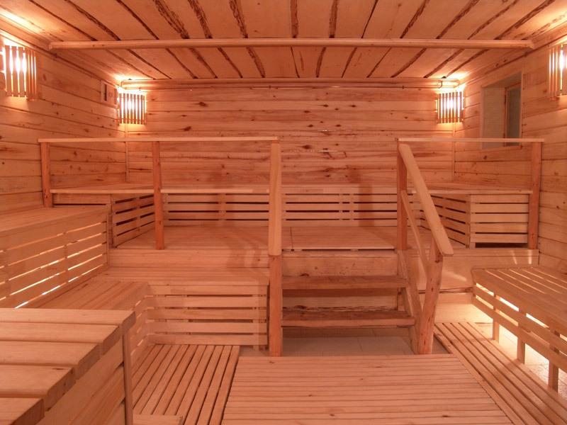Какую древесину выбрать для бани