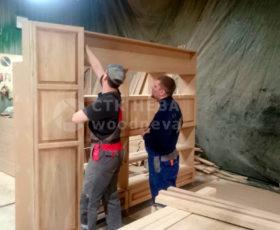 Где применяется мебельный щит