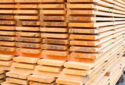 Зачем сушат древесину