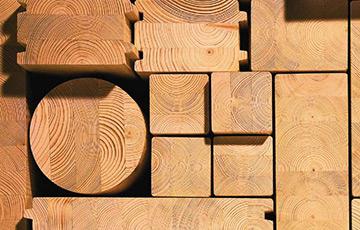 Клееная древесина – в чем ее преимущества