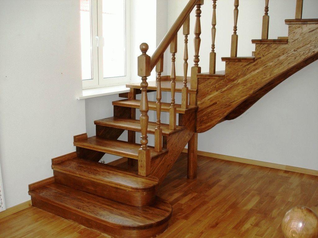 Изготовление деревянной лестницы согласно требованиям ГОСТа