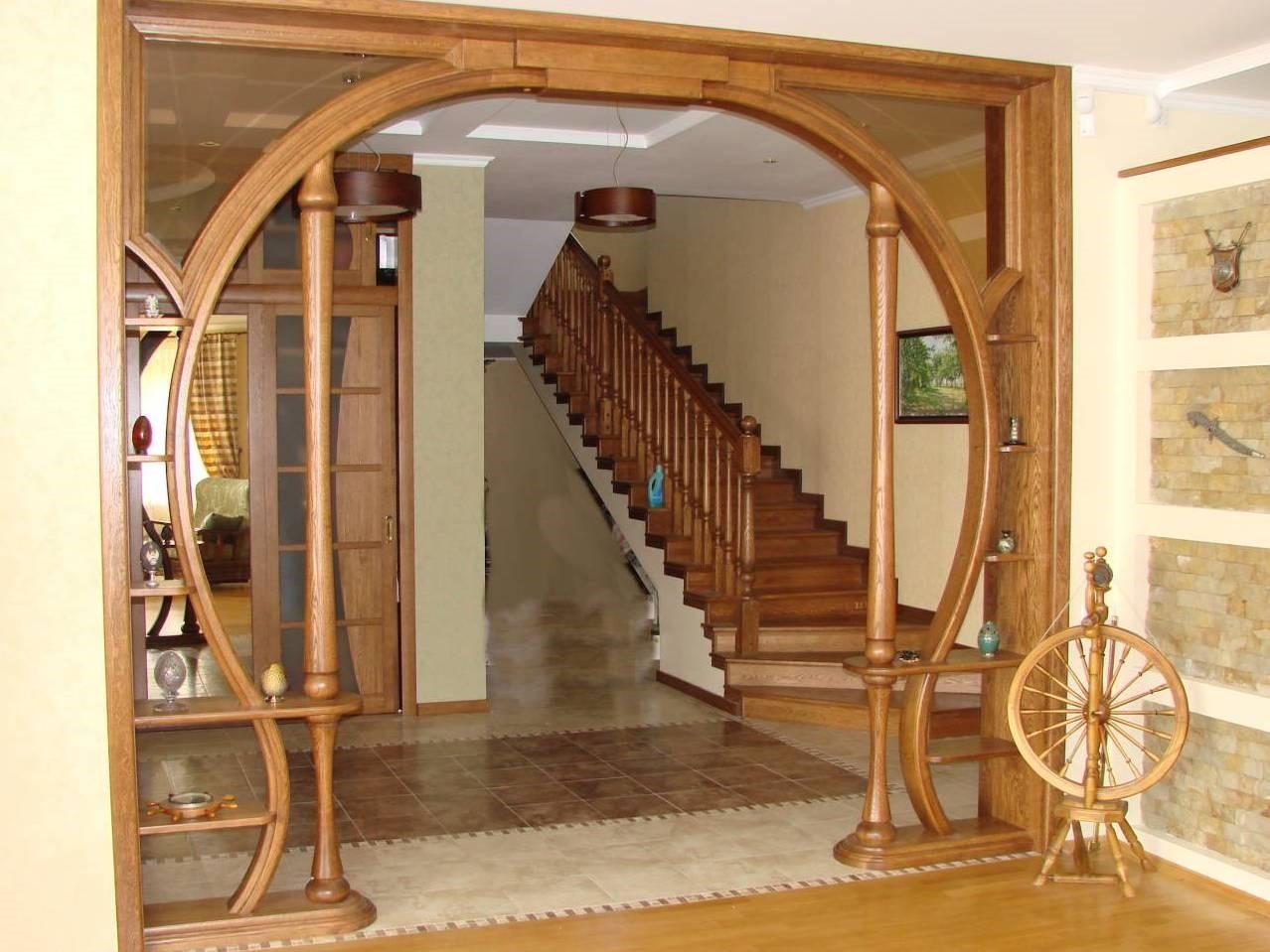 мне задание деревянные арки для дверных проходов фото разведки стартовые минуты