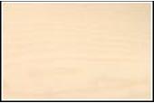 Фанера ФК Берёза: 1525x1525 мм, 10 мм (II/II)